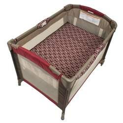 Baby Trend Play Yard - Cherry Chocolate