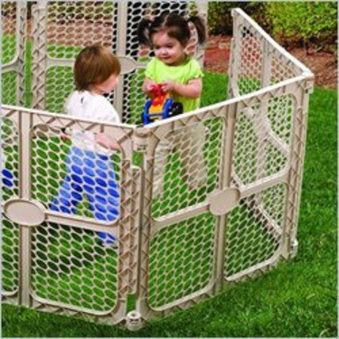 Summer Infant SecureSurround Play Safe Play Yard 2 Panel Extension