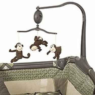 Baby Trend Playard - Monkey Around