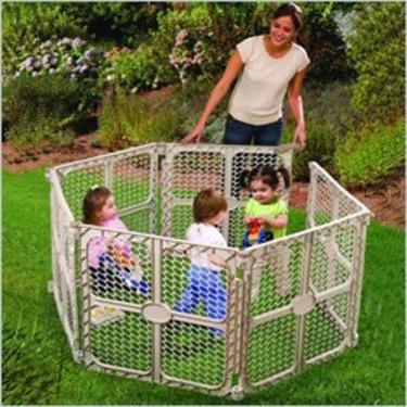 Summer Infant SecureSurround Play Safe Play Yard