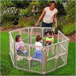 Summer Infant SecureSurround Play Safe Play Yard