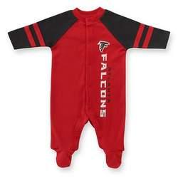 Atlanta Falcons Sleep and Play - Newborn