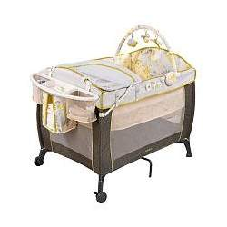 Carter's Bumble Comfort n' Care Playard and Changer