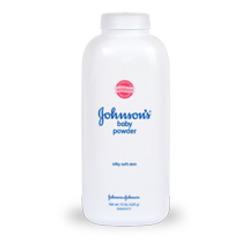 Johnson's Baby Powder, Original, 9-Ounce Bottles (Pack of 6)