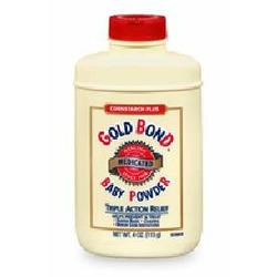Gold Bond Cornstarch Plus Baby Powder - 4 Oz