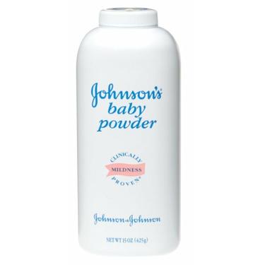 Johnson's Baby Powder, 15-Ounce Bottles (Pack of 6)