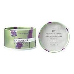 Woods of Windsor Lavender Dusting Powder 3.5 oz powder