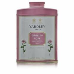 Yardley English Rose Perfumed Talc 200 g powder