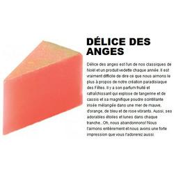 LUSH Angel's Delight Soap