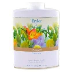 Taylor of London Freesia Talcum Powder 7 oz powder