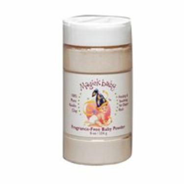 Baby Powder Kaolin Clay - 8 oz - Powder