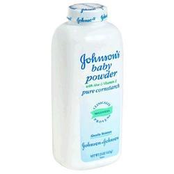 Johnson's Baby Powder, Pure Cornstarch with Aloe & Vitamin E 15 oz (425 g)