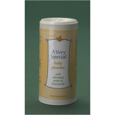 A Very Special Baby Powder, All Natural Organic