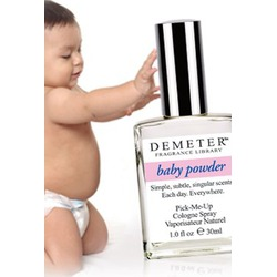 Demeter Fragrance Library Baby Powder Cologne Spray