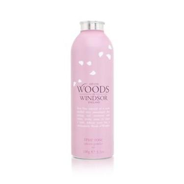 Woods of Windsor True Rose Talcum Powder 3.5 oz talc