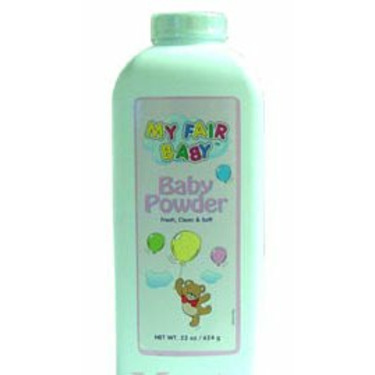 Baby Powder 22oz