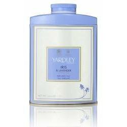 Yardley Iris & Lavender Talcum Powder 200 g powder