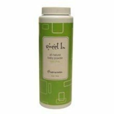 Sweet B. All-Nat Baby Powder 5.5 oz