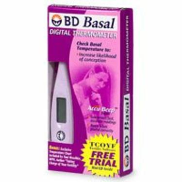 BD Digital Basal Thermometer