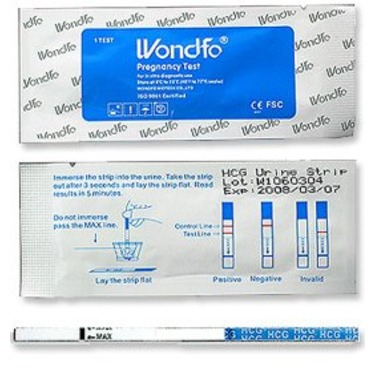 Combo Pack of 40 Ovulation Tests and 10 Early Pregnancy Tests