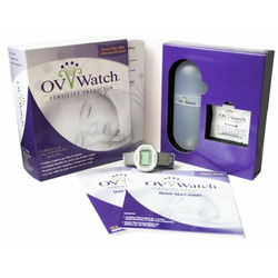 OV-Watch Fertility Predictor Starter Kit with 1 Month Supply of Sensors