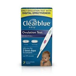 Clearblue Easy-Digital Ovulation Test, 14 Test (2 Pack)