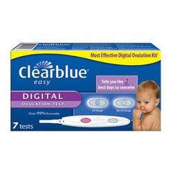 Clearblue Digital Ovulation Test-7 Plus 1 pregnancy test