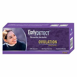 Early Detect Ovulation Home Test Kit 5 ea