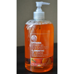 The Body Shop Satsuma Oil Perfume