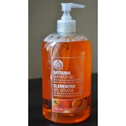 The Body Shop Satsuma Oil Perfume