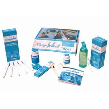 GenSelect 1-Month Boy Baby Home Kit