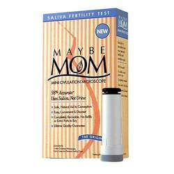 MaybeMOM Ovulation Tester with Mini Microscope