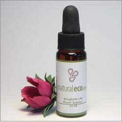 NaturalEco Organics BringForth Life Flower Essence to improve fertility and encourage healthy conception
