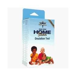 Pregnancy & Fertility 5 Day Ovulation Predictor Kit 2 TEST