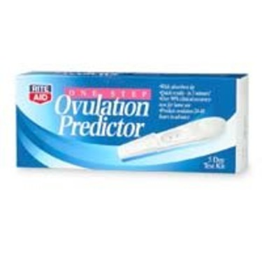 Rite Aid One Step Ovulation Predictor, 5 Day Test Kit 1 kit