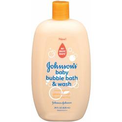 Johnson's Baby Bubble Bath & Wash in Sweet Melon