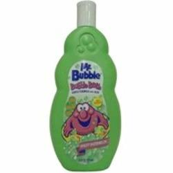Mr. Bubble baby bubble bath, gentle formula with aloe, wacky watermelon - 16 oz