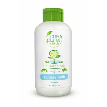 One Planet Naturals Bubble Bath (Tearless)