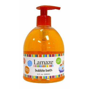 Lamaze Baby Bubble Bath, 16 ounce Pump (Pack of 2)
