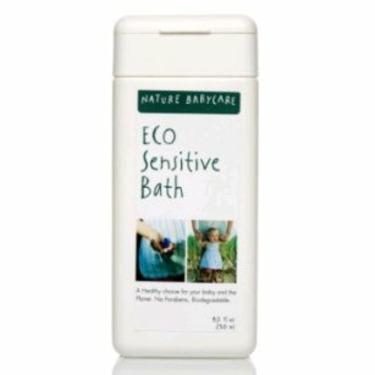 Nature Babycare Eco-Sensitive Bubble Bath - 8.5 oz.
