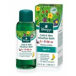 Kneipp Cold Wet Weather Bath for Children 100 ml bottle
