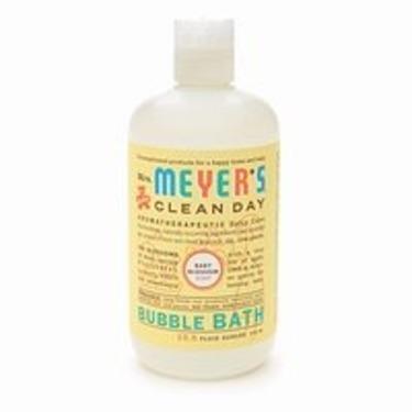 Mrs. Meyer's Clean Day Bubble Bath, Baby Blossom 12.5 fl oz (370 ml)