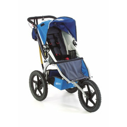 BOB Sport Utility Stroller in Pacific Blue
