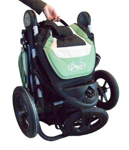 Baby Jogger City Elite Single Stroller Red Sport Reviews