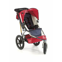 BOB Stroller Strides Fitness Stroller in Red
