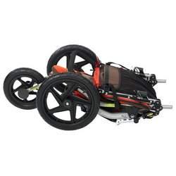 BOB Revolution Stroller - Mesa Orange
