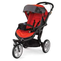 Chicco S3 All-Terrain Stroller, Fuego