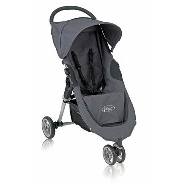 Baby Jogger City Micro Single Stroller - Slate