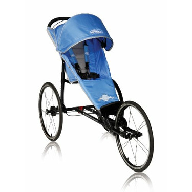 Baby Jogger High Performance Jogging Stroller, Ice