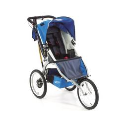 BOB Sport Utility Stroller D'lux in Pacific Blue